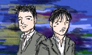 久しぶりに香港映画を見た。