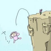 ま 毎月色んな意味で崖から飛び降りてますけど。
