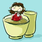 次回の香港では茶器も買いたいなぁ。