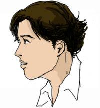 ハン・ジェソクの髪型が凄いんです。
