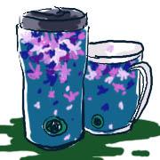 スタバの桜デザインが素敵でマグカップとタンブラーを衝動買い